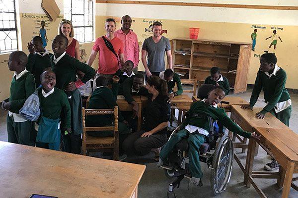 africa-school cimmunity