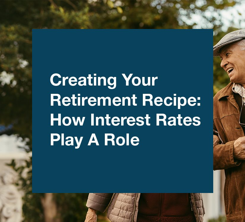 Retirement planning recipe blog