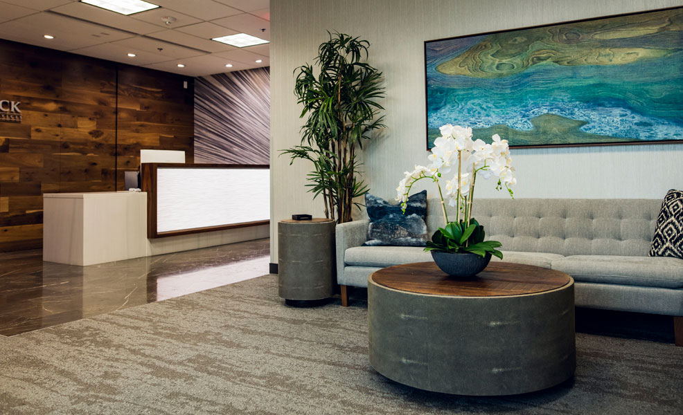 Honolulu Office Financial advisor Inside