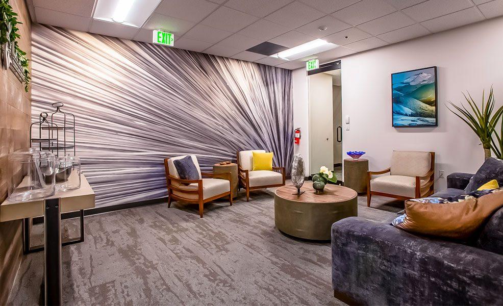 Financial Advisor Denver Inside office