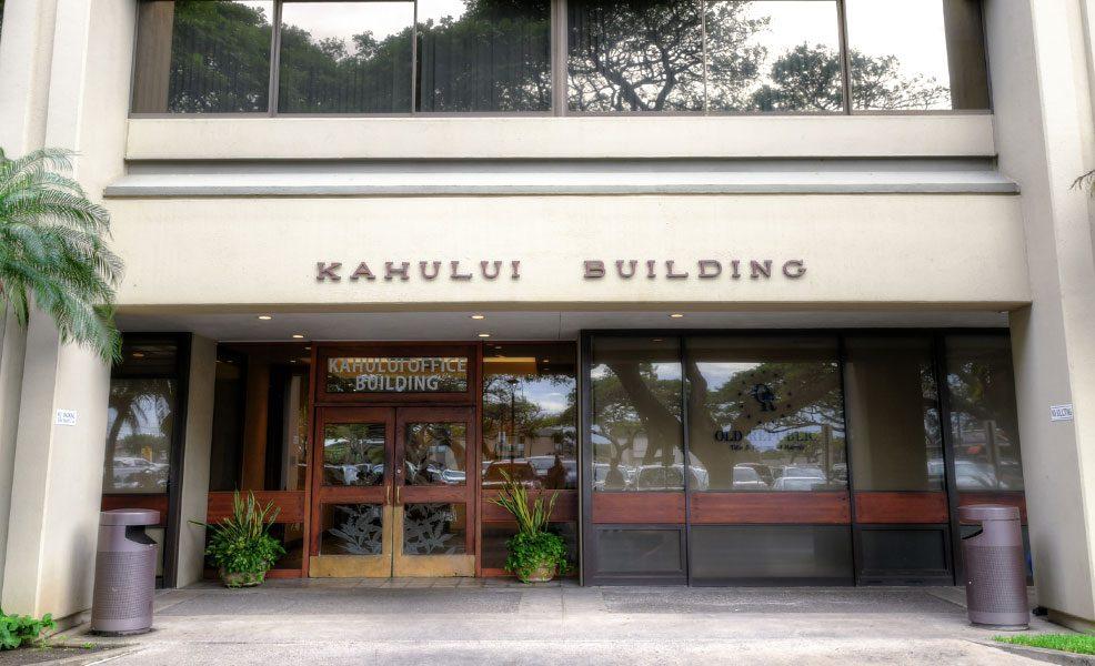 Kahului Financial Planner Office
