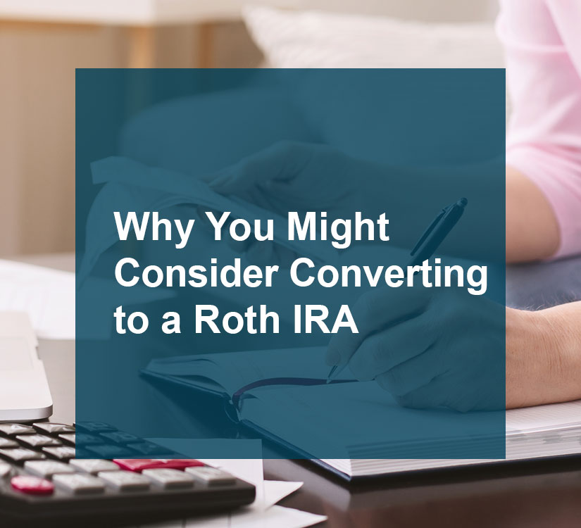 Converting to a roth ira