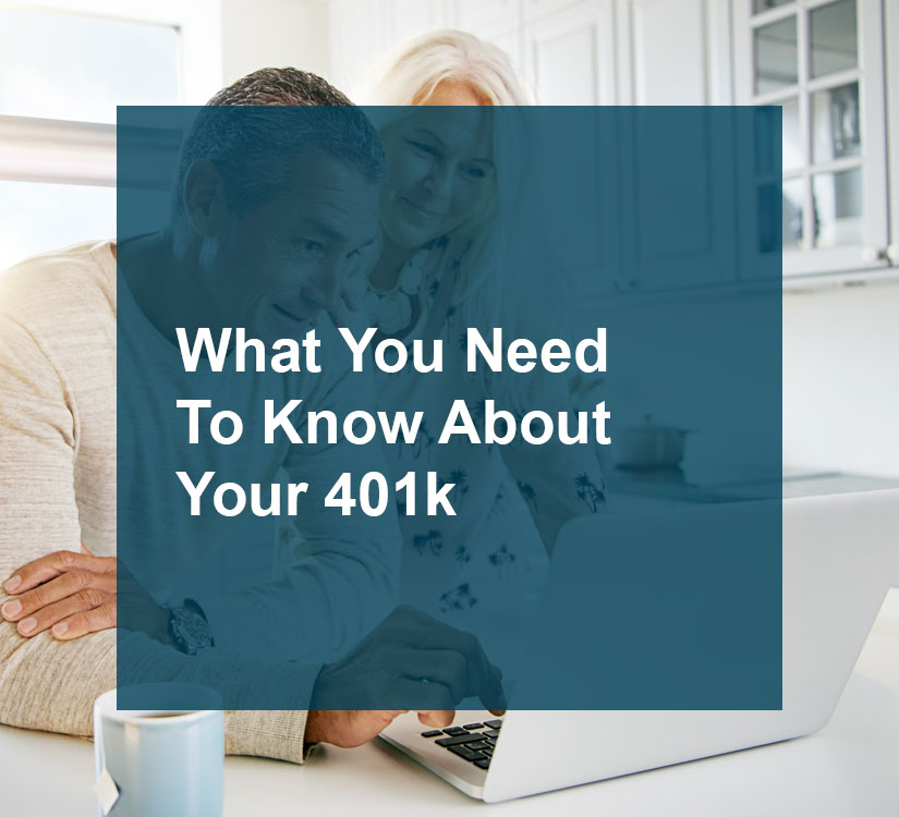 Need to know about your 401k