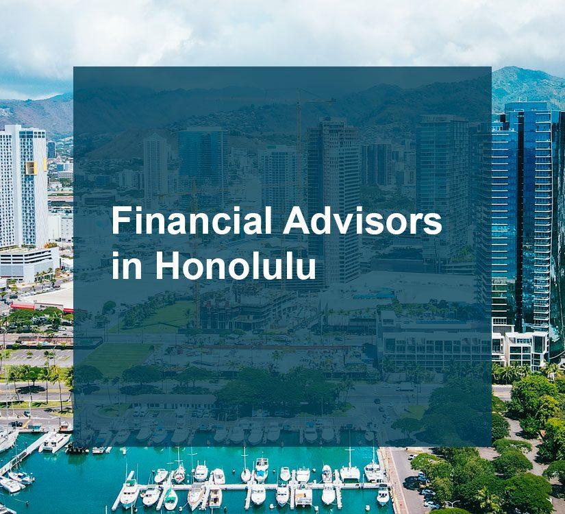 Financial advisor Honolulu article