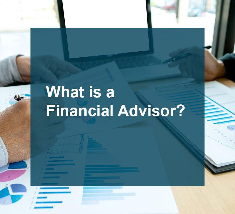 What is a financial advisor blog